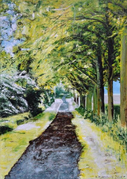 Naturschutzgebiet Asbeke-/Kinzbachtal, Gemälde